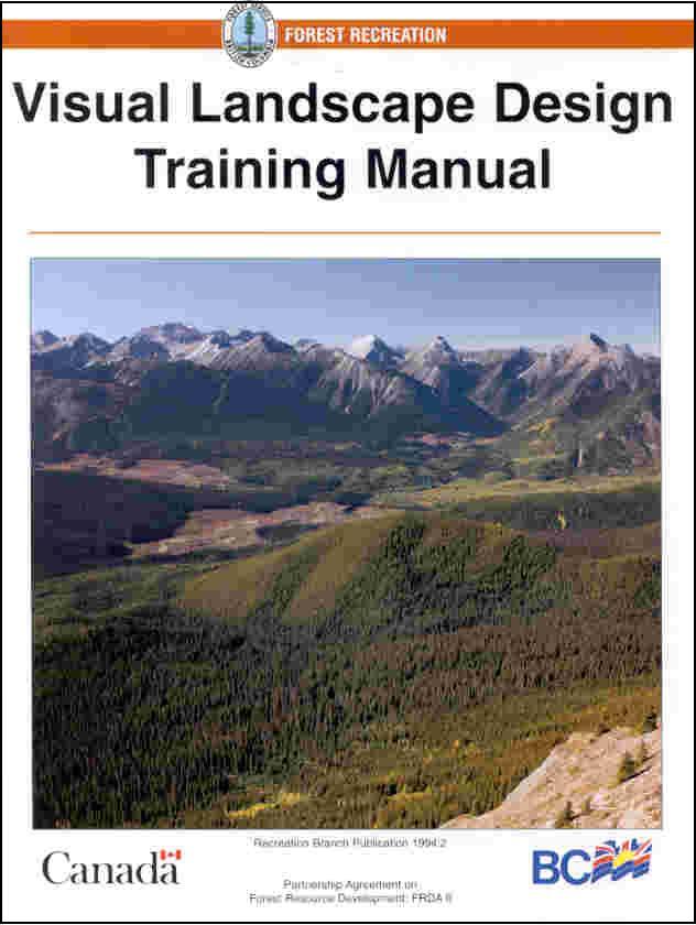 1994 visual landscape design training manual for Landscape design training